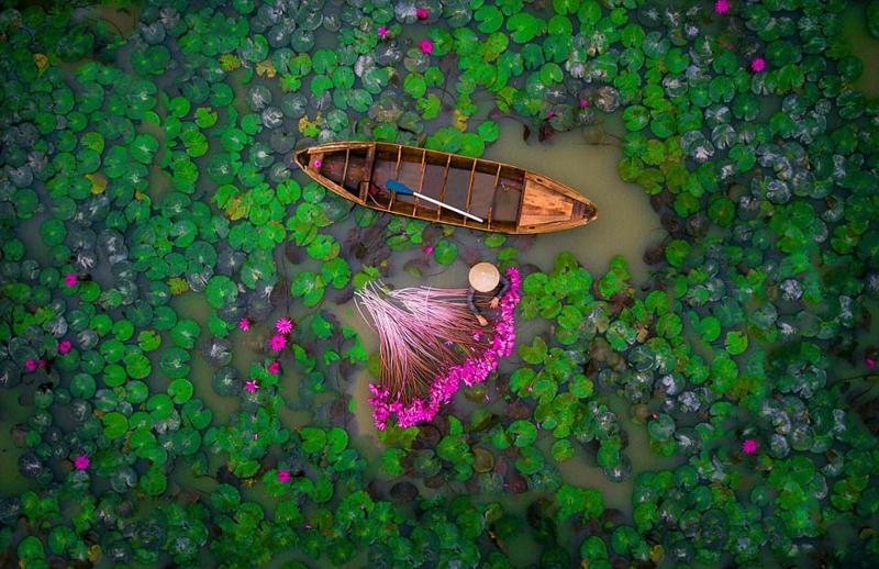 2017年无人机俯拍地球美景