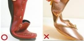澳门金沙娱乐备用网址:穿鞋竟有这么多讲究,你穿对了吗?