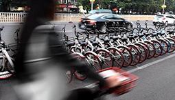 共享单车投放数量减半 北京公共自行车使用回暖